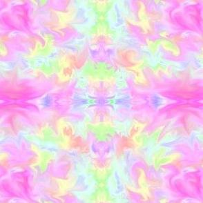 Ice Cream Melts Pink