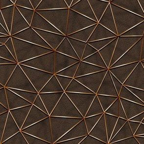 Constellation Brown Leather