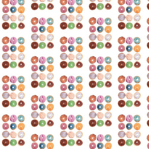 Dozen Doughnuts Pattern