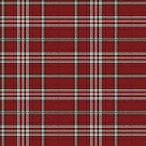 Country Red Tartan