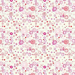 Red & Pink Circles