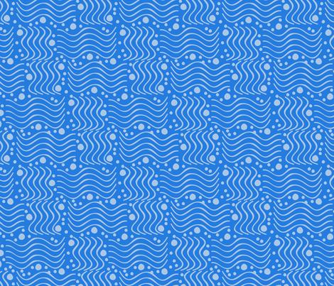 Dark River - Sky fabric by ninmah on Spoonflower - custom fabric
