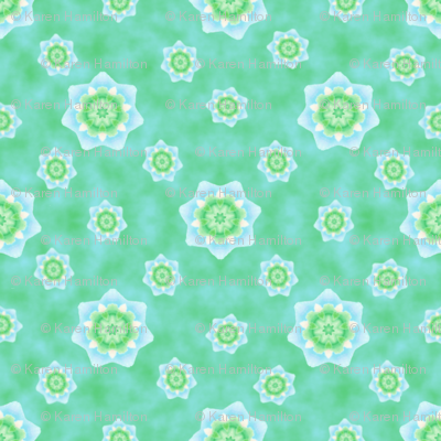 Passion_Flower_Green_Aqua