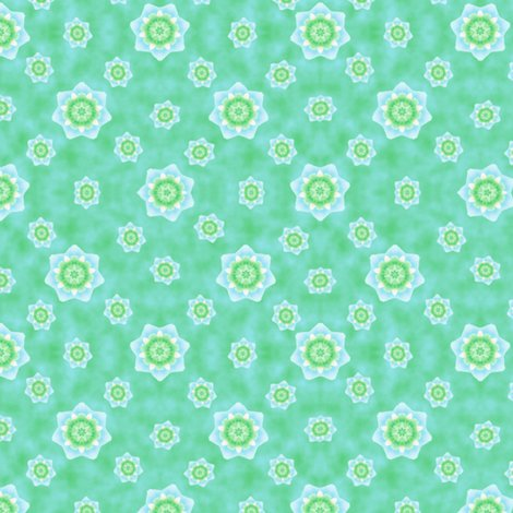 Rpassion_flower_green_aqua_shop_preview