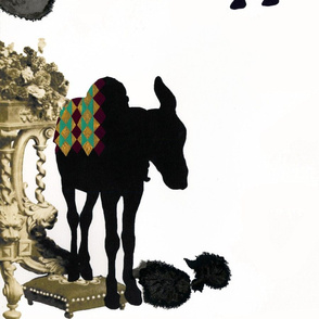Donkey Trove / Trope