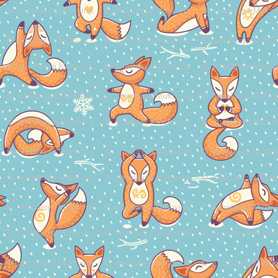 Foxes Yoga