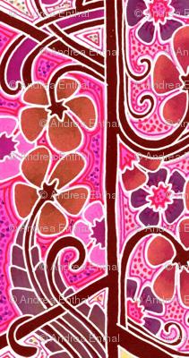 Screaming Pink Moderne