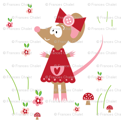 Miss Mouse Meadow