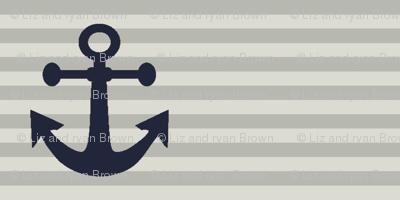 New England Nautical // Anchors