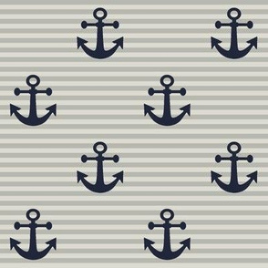 New England Nautical // Anchors