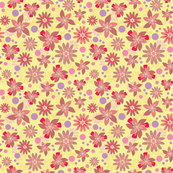 Summer Floral Sunny