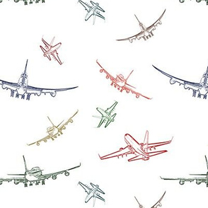 Colorful Planes I