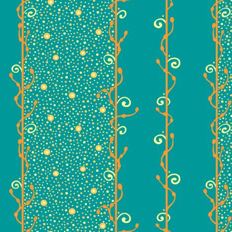 Adele: Stripe 1 fabric by tallulahdahling on Spoonflower - custom fabric
