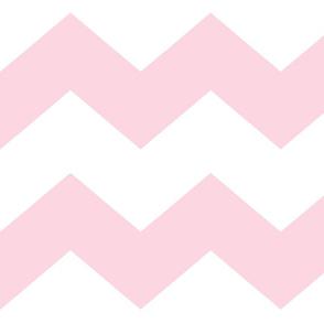 Pink Chevron Large