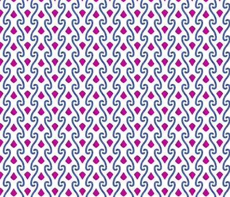 NEW2-Minoan-favorite2-2016-6june6-small-minoanbluebatik-cherryredbatik-WHT fabric by mina on Spoonflower - custom fabric