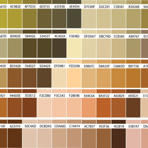 Color map brown-02_Miss Chiff Designs