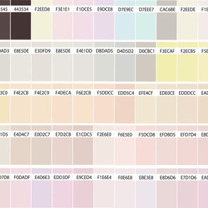 Color Map Pastel - 02