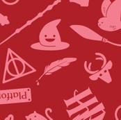 Pastel Potter - Maroon