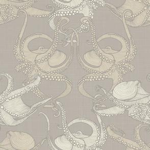 Cephalopod - Octopi smaller - Neutral