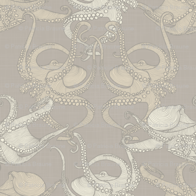 Cephalopod - Octopi - Neutral