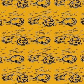 otters-mustard