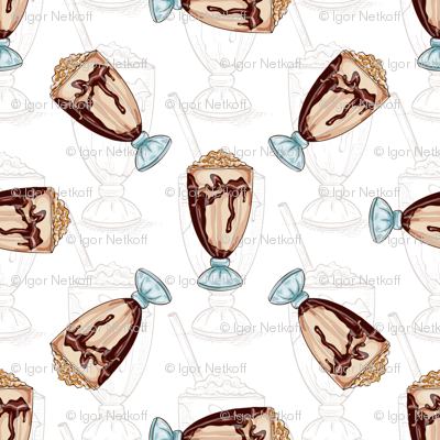 seamless_pattern_color_vanilla_milkshake_scetch_and_color
