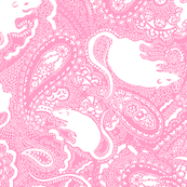 Paisley-Power-LARGE-pink-rat-print-fabric-design