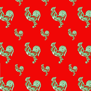 Saucy Rooster
