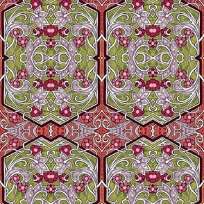 Step Sons For William Morris