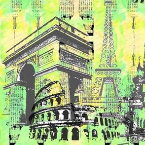 New York meets Paris - 2