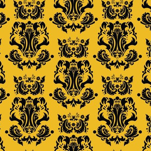 Badger Damask Small