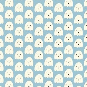 Spooky Ghosts: Blue