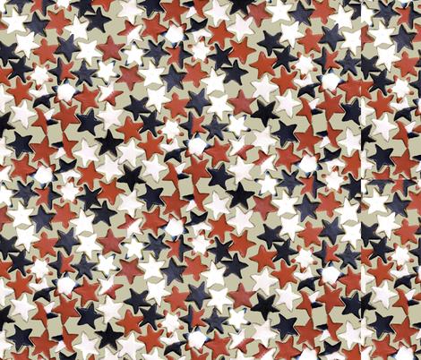 Cookies On Creme fabric by mortondesignhouse on Spoonflower - custom fabric