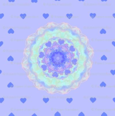 Swirl_Flower_on_Blue_BG_1