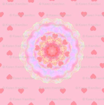 Swirl_Flower_on_Pink_BG