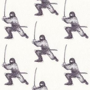 Ninja_quick_sketch_2