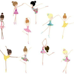 Born to Dance the Ballet
