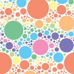 June DIY Napkin - Dots