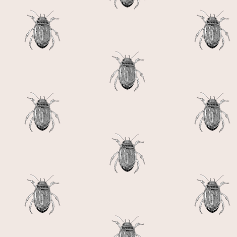 bug fabric by meissa on Spoonflower - custom fabric