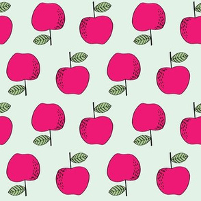 pink apples //  pink lady apples apple cute fruit fall autumn