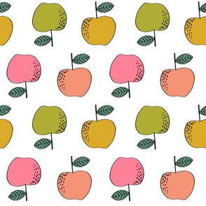 apples // apple kids fruit fruits fall autumn