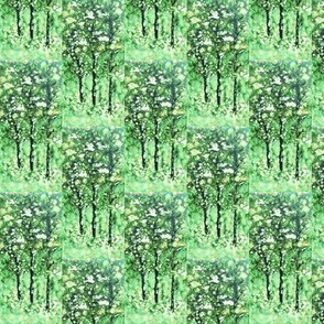 Forest or the trees