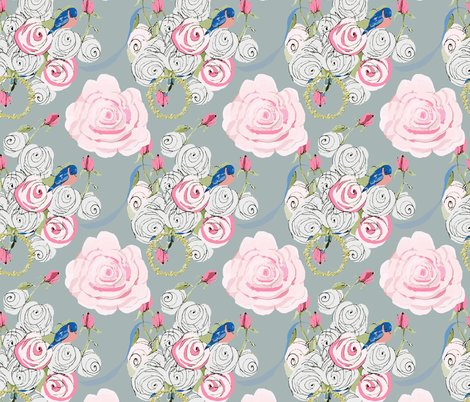 Rbluebirds_and_roses_on_slate_gray_shop_preview