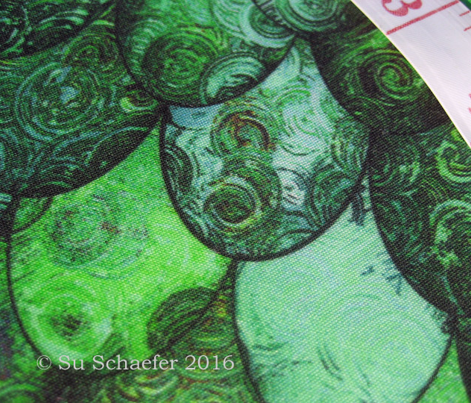 Dragon Scales for the Irish Dragon, in greens, by Su_G_©SuSchaefer