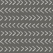 Arrows on Grey - Small