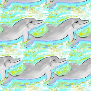 Porpoise in Life