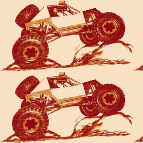 Offroad Dune Buggy RC Car Rockcrawler