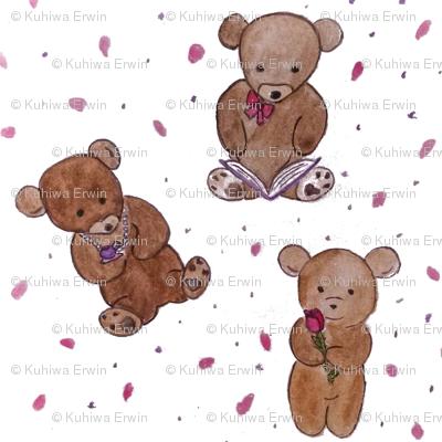 Girly Teddy Bears