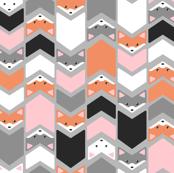fox chevrons