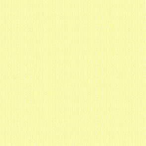 Pollen Dots - Lemon Frosting on White